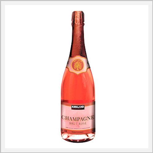 Kirkland Champagne Brut Rose (750 ml)