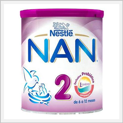 Baby Formula Nestle Nan Stage 2 (800 g)