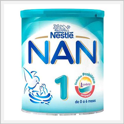 Baby Formula Nestle Nan Stage 1 (800 g)
