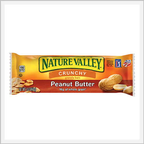 Nature Valley Granola Bars Peanut Butter (6 Pack)