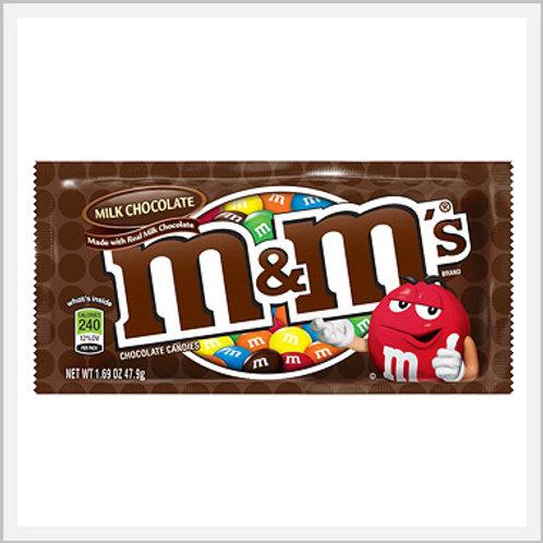 M & M's Plain (3 Pack/143 g)