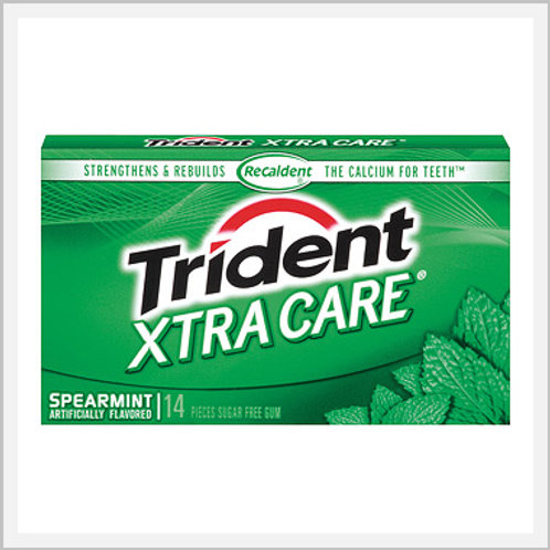 Trident Xtra Care Spearmint (16.3 g)
