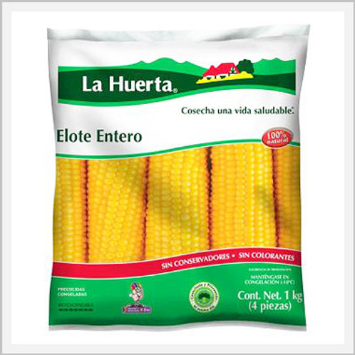Corn On The Cob Frozen (1 kg)