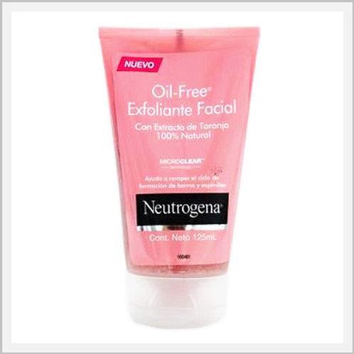 Neutrogena Oil Free Pink Grapefruit Foaming Scrub