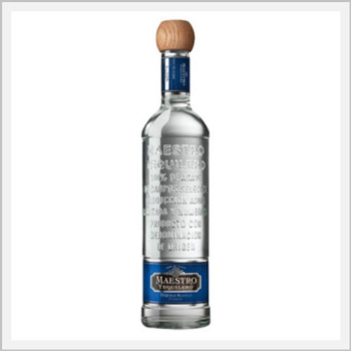 Maestro Tequilero Tequila Blanco (750 ml)