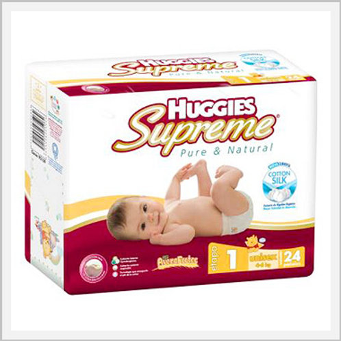 Huggies Diapers Stage 1 Unisex (40 count)