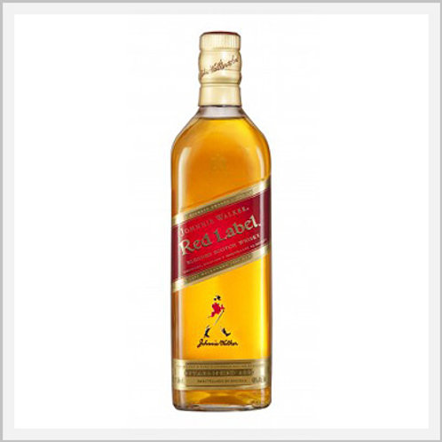 Johnnie Walker Red Label Blended Scotch Whiskey (700 ml)