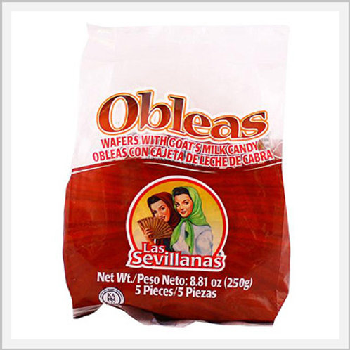 Obleas (5 Pieces/250 g)