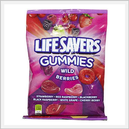LifeSavers Gummies Wild Berries (198 g)