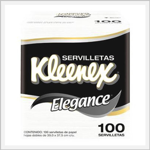 Napkins elegance (1 pack/100 count)