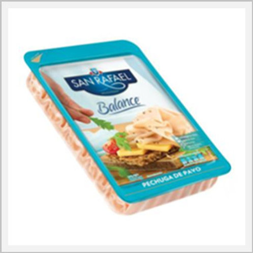 Turkey Breast Slices Low Fat And Gluten Free (250 g)