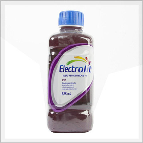 Electrolit Grape or Kiwi Flavor (625 ml)