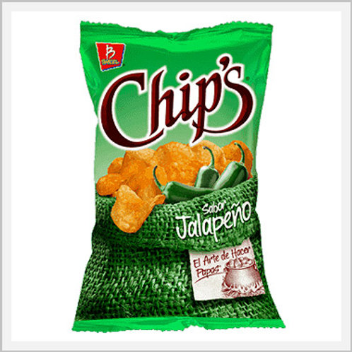 Chip's Jalapeño Flavor (350 g)