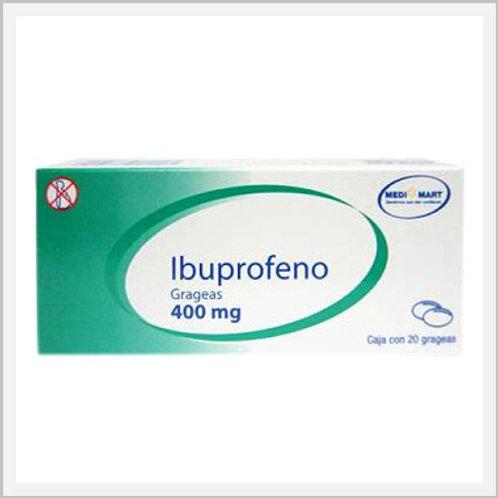 Medi Mart Ibuprofen (400 mg/10 count)