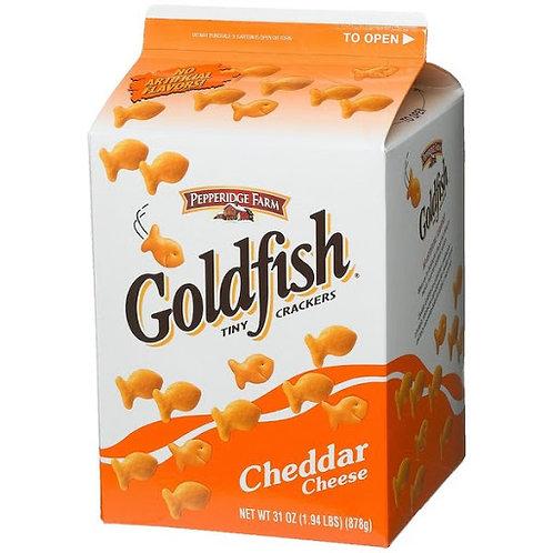 Goldfish Cheddar Crackers (878g)