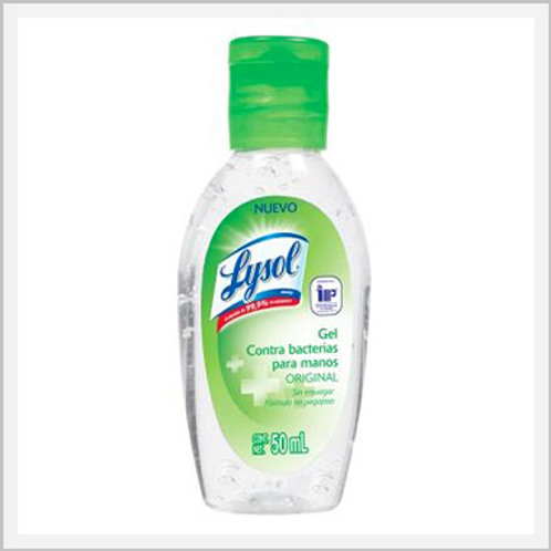 Lysol Antibacterial Hand Gel (50 ml)