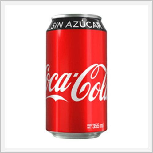Coke No Sugar (235 ml)