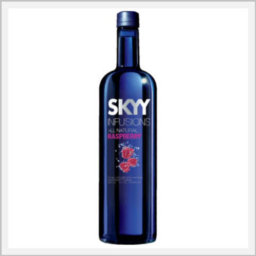 Skyy Infusions Raspberry Vodka (750 ml)