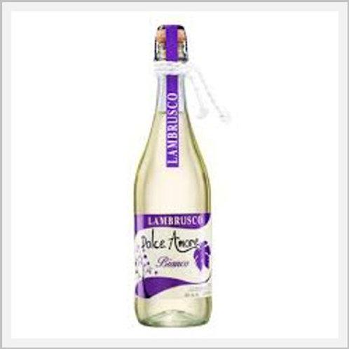 Dolce Amore Lambrusco Bianco Sparkling Wine