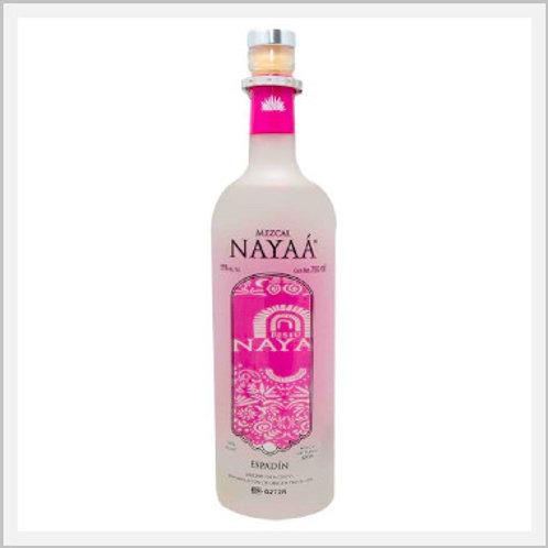 Mezcal Nayaa Espadin (750 ml)