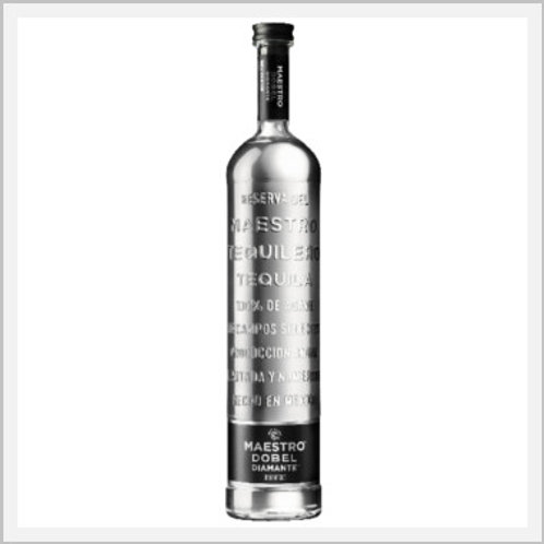 Maestro Dobel Diamante Tequila Reposado (750 ml)