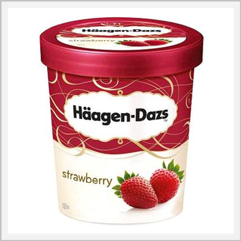 Häagen Dazs Strawberry (473 ml)