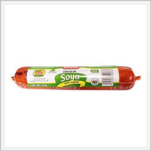 Chorizo Soya (250 g)
