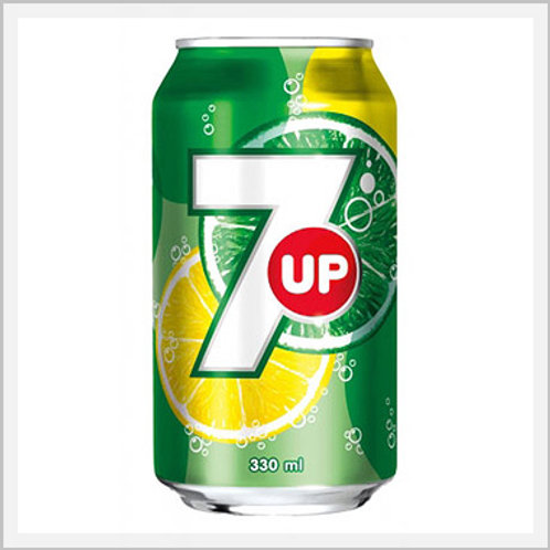7Up Lemon/Lime Flavor (6/355 ml)
