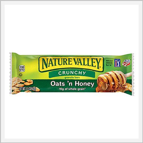 Nature Valley Granola Bars Oats 'N Honey (6 Pack)