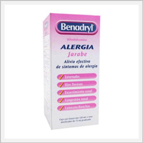 Benadryl Allergy Liquid (120 ml)