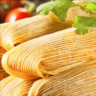 Tamales, Quesadillas & Drinks Package