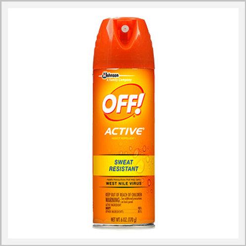 Off Mosquito Repellent Spray (170 ml)