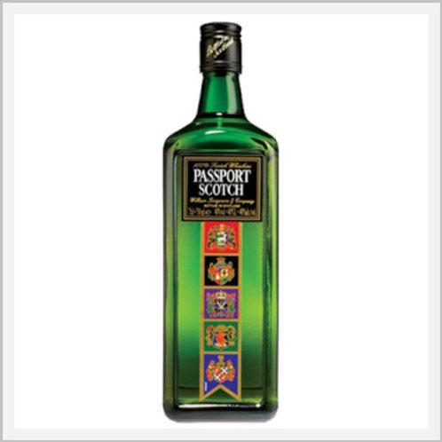 Passport Scotch Blended Scotch Whiskey (1 lt)
