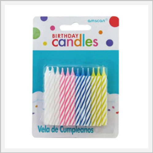 Birthday Candles (24 count)