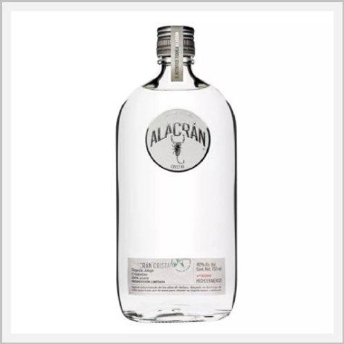 Tequila Alacran Añejo Cristalino (750 ml)