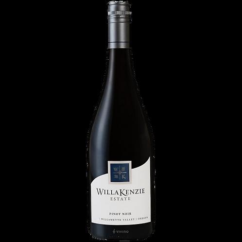 Willa Kenzie Estate Pinot Noir (750 ml)
