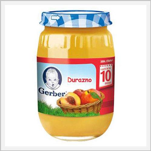 Gerber Baby Peach Jar