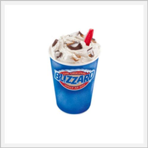 Dairy Queen Blizzard Reese's