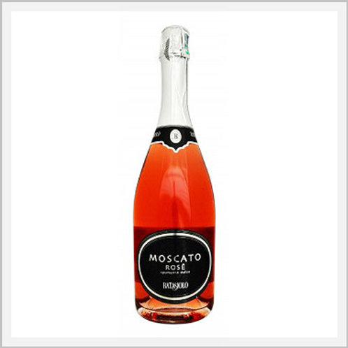 Sparkling Sweet Rose Wine Batasiolo Moscato