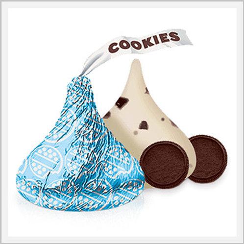 Hershey's Kisses Cookies N Creme (240 g)