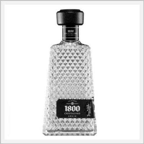 Tequila Reserva 1800 Cristalino Añejo (700 ml)