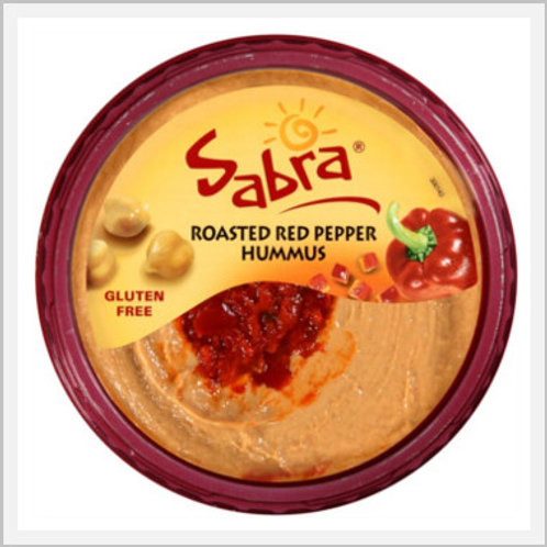 Hummus Red Pepper (283.5 g)