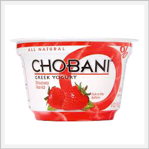 Chobani Greek Yogurt Strawberry (150 g)