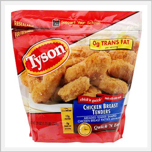 Tyson Chicken Tenders Breaded (1.4 kg)