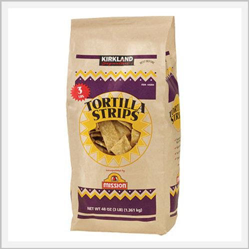 Tortilla Chips Kirkland (1.36 kg)