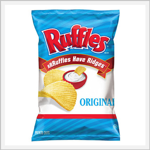 Ruffles Potato Chips Original (130g)