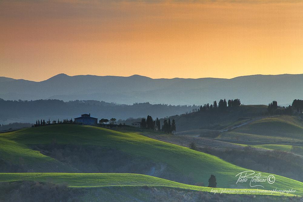 Ghizzano , Tuscany
