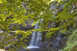 Dardagna Falls, Appenines