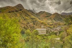 Isola Santa, Garfagnana, Tuscany