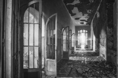 Old psychiatric hospital, Volterra